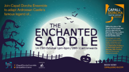 enchanted saddle production